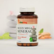 Vitaking-Multi-Mega-Mineral-tablety